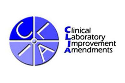 Clinical Laboratory Improvement Amendments (CLIA) - Laboratorio Clínico